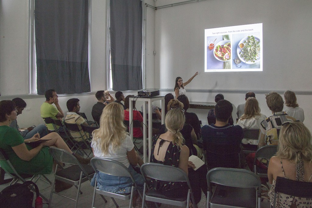 FoodStylingLectureWeb
